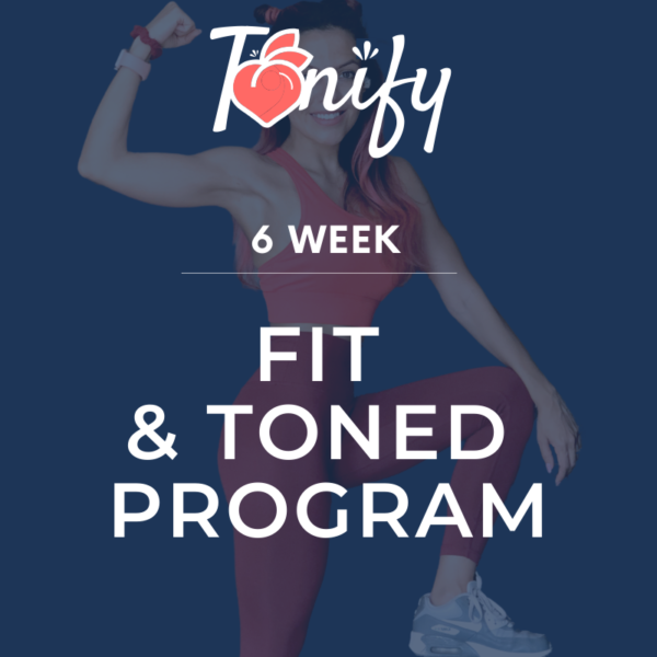 fit and toned program