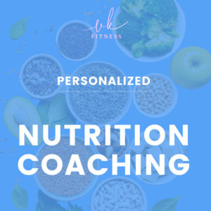 Personalized Nutrition Coaching