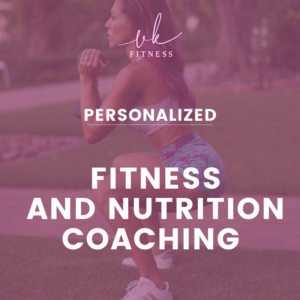 personalized fitness and nutrition coaching 1
