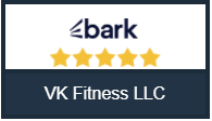 Bark Professional Badge for VK Fitness LLC